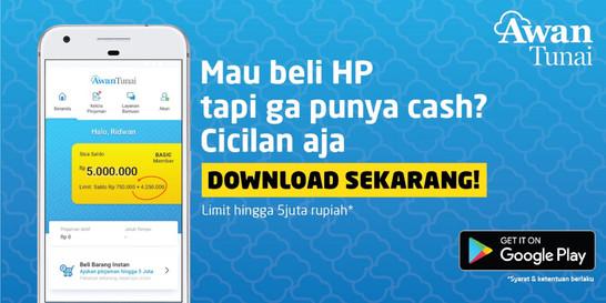 Awantunai Aplikasi Pinjaman Online Yang Mudah Cepat Dan Disukai