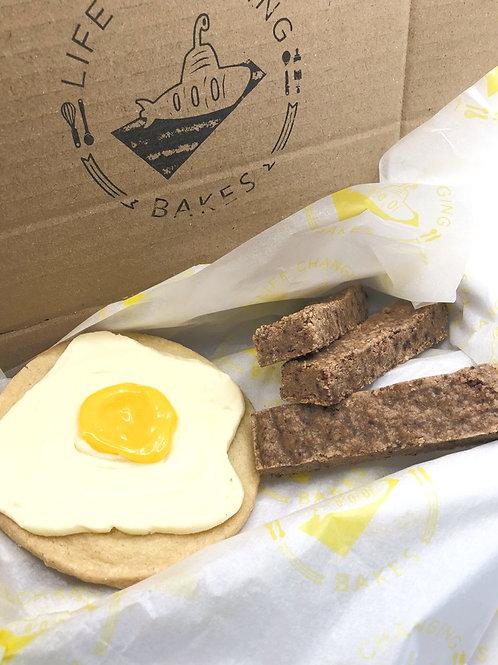 Egg + Toast