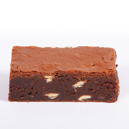 Triple chocolate brownie (GF)