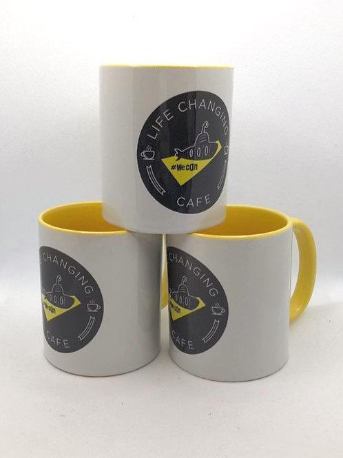 LIFE CHANGING CAFE Mug
