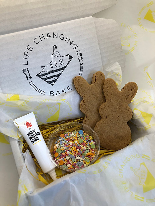 Easter Bunny - decorating kit