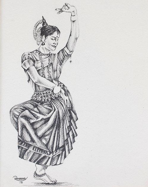 'Nartaki'-The Dancing Heroine
