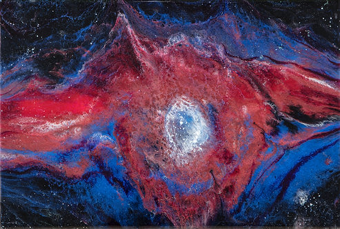 Red Eye Galaxy