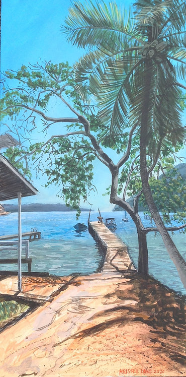 Life on Monas Island