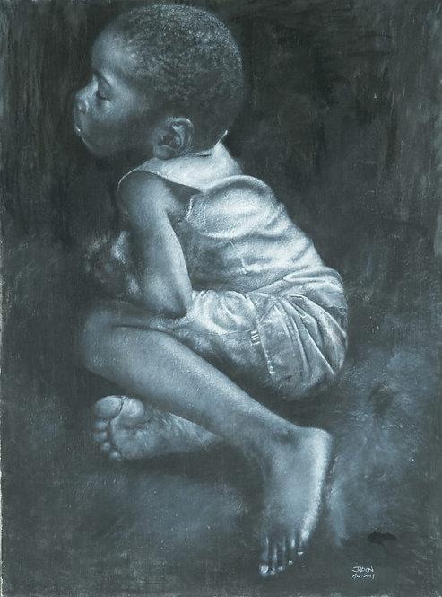 'The Sleeping Child'
