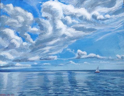 Free to Sail Away