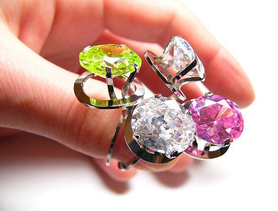 'Clover Ring'