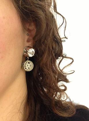 'Lace Earrings'