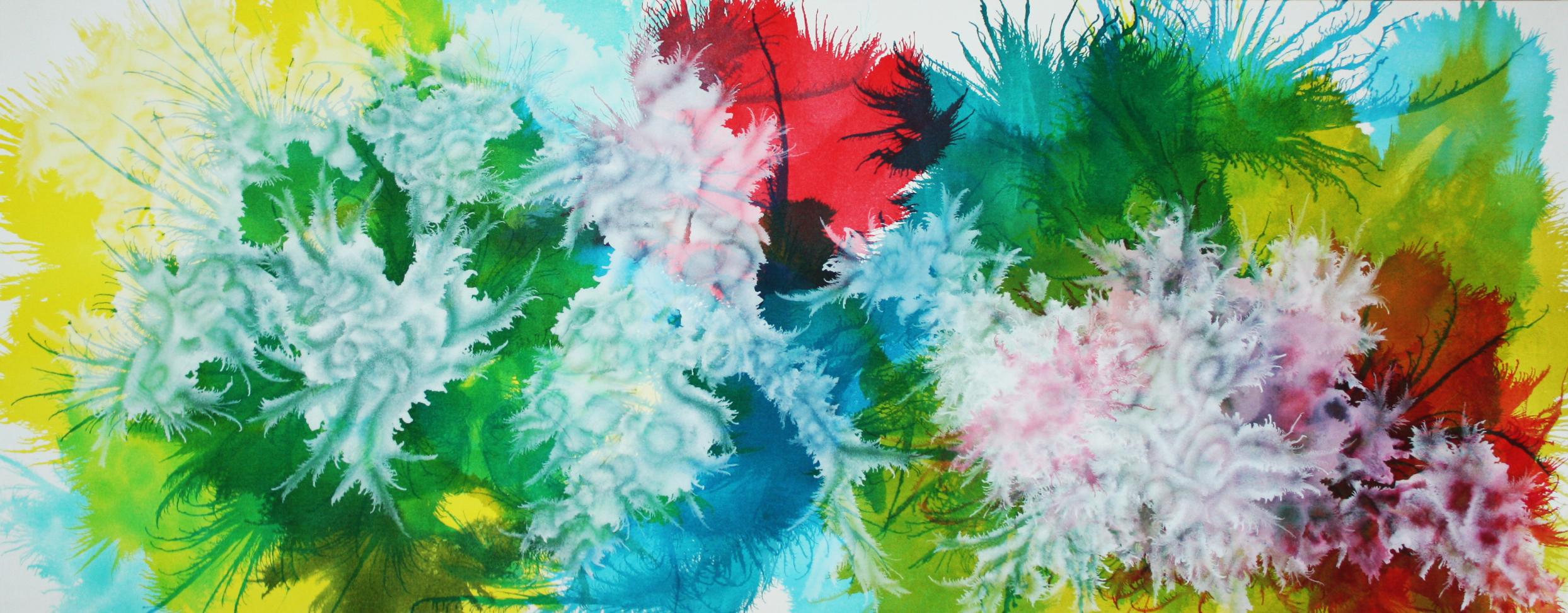 Splendour Island by Mia Farizza 80x200cm.jpg