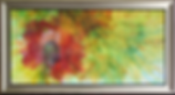 Lore 49x89cm Including Frame - Sold