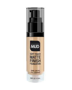 SOFT TOUCH MATTE FINISH FOUNDATION