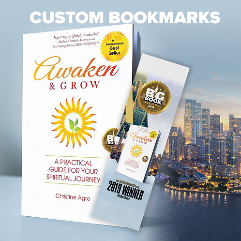 1000 Custom Bookmark