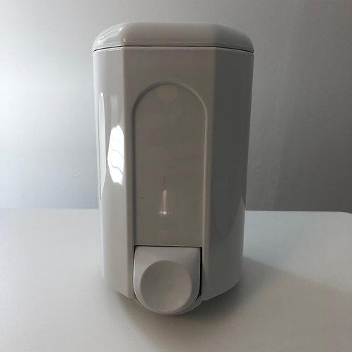 Modular Refillable Soap  ( Liquid) Dispenser White