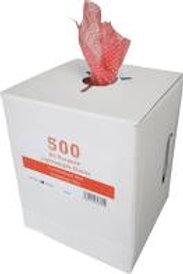 500 All Purpose Lightweight Cloths Red
