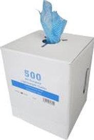 500 All Purpose Lightweight Cloths Blue
