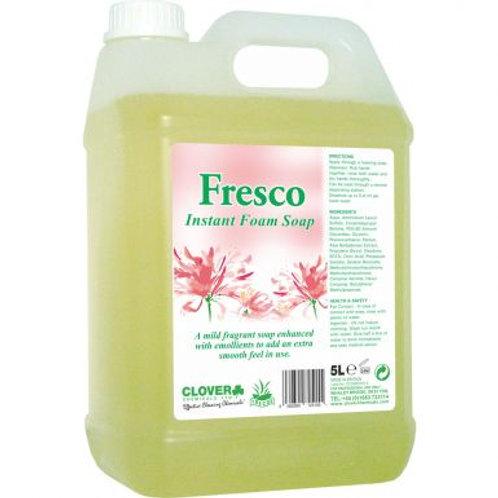 Fresco Instant Foam Soap x 5Ltr