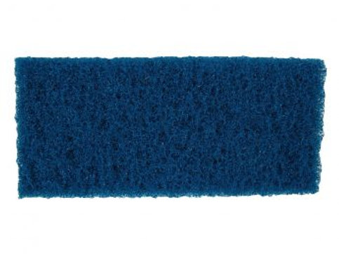 Medium Duty Scrub Pad - Blue - Octopus - Scrub Pad System