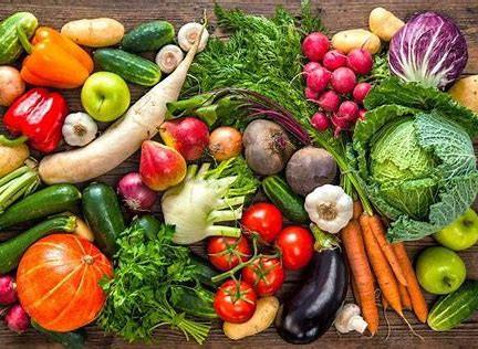 La monodiète de légumes