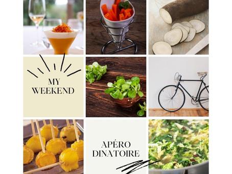 Préparez un apéro dinatoire healthy et gourmand!