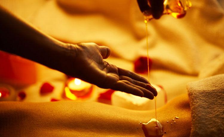 Massage naturopathique corps entier