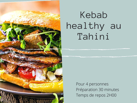 Le Kebab healthy