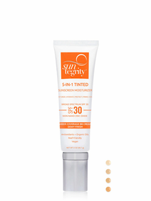 Suntegrity 5-in-1 tinted sunscreen