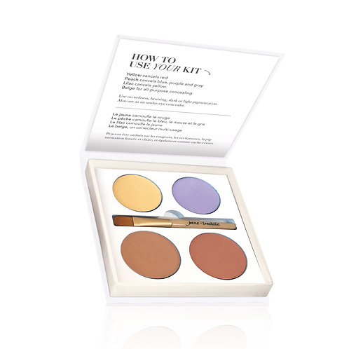 Jane Iredale Color Correcting Kit