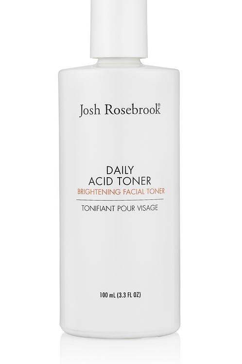 Josh Rosebrook Daily Acid Toner