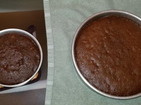 Rum Cake - Fruit Cake