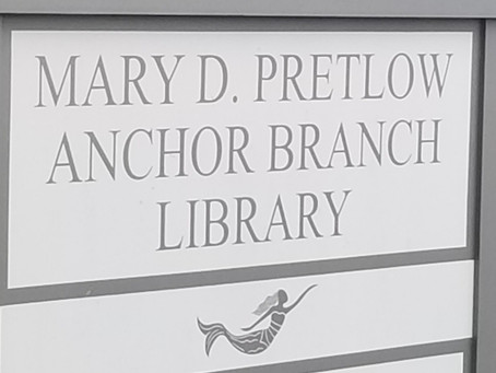 Making My Own History - Lyrical Bondage is now at Mary D. Pretlow Library