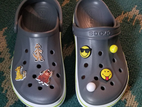 Check Out my Crocs