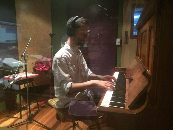 Recording in Marrickville