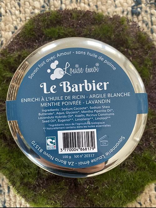 Savon barbier