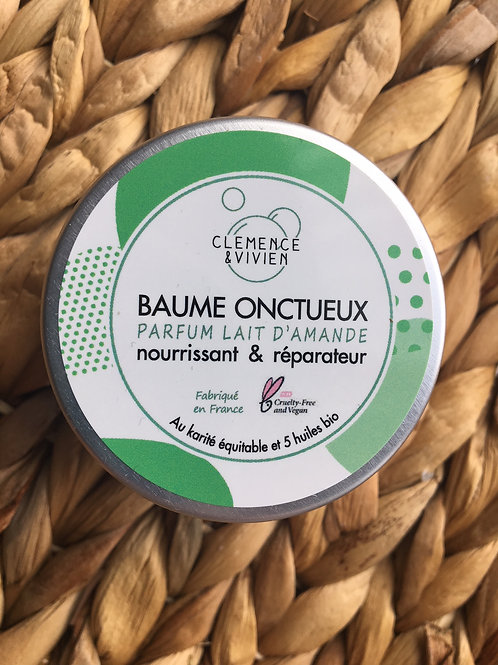 Baume onctueux amande 50ml
