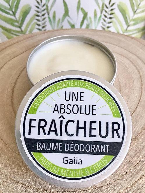Baume déodorant Fraicheur