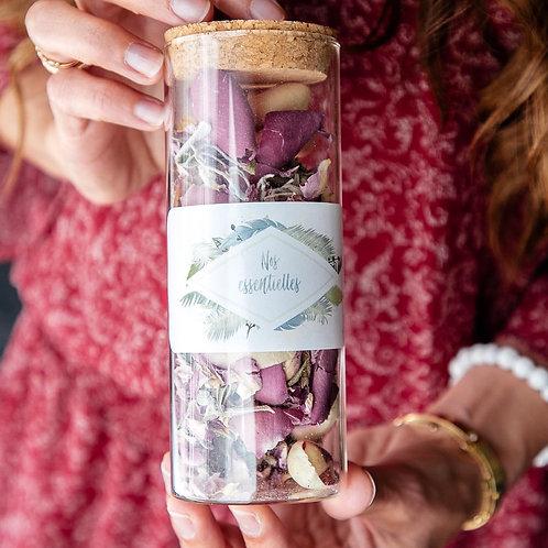 Bain de fleurs «Rosalie» (apaisant)