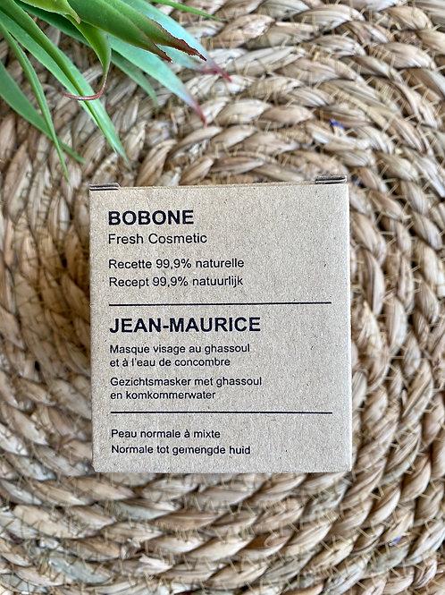 Jean-Maurice masque