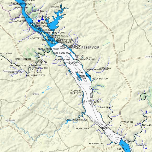 Conowingo Reservoir