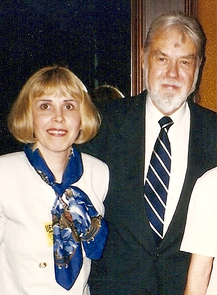 Mary Rodwell and Robert Dean