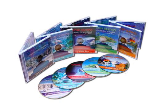 Armchair Journey Meditation CDs