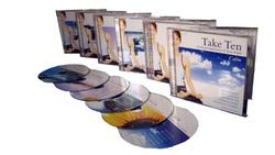 Take Ten Meditation CDs