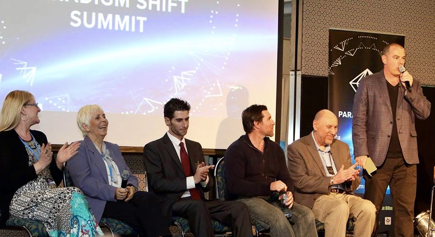 The Paradigm Shift Conference Gold Coast 2016 August
