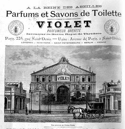 Maison Violet, une maison Historique
