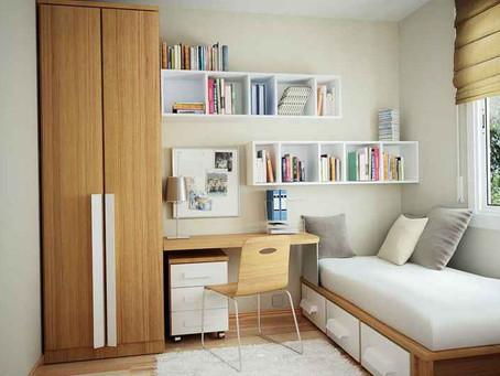 Apartamento pequeno Dicas para decorar