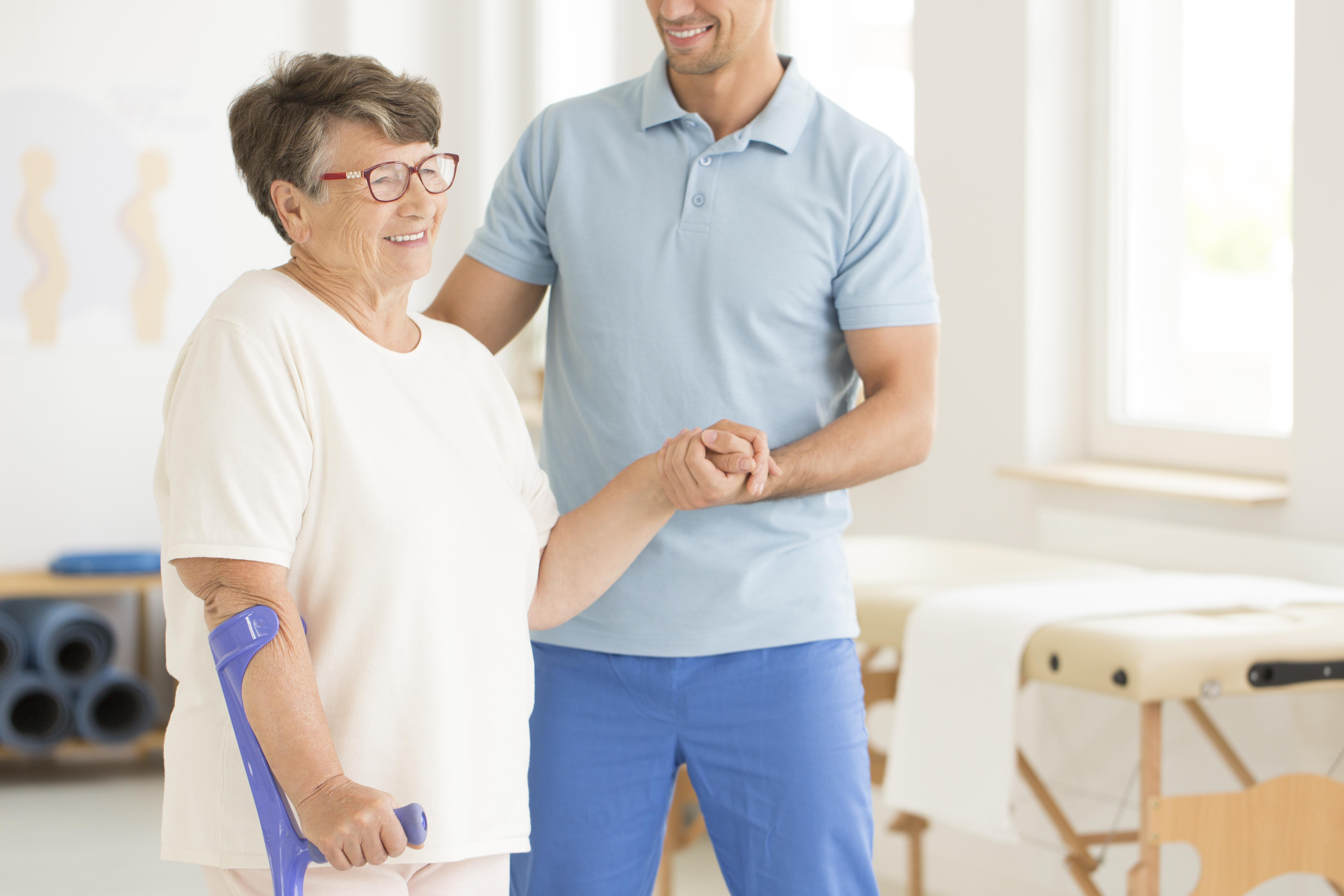 post stroke services