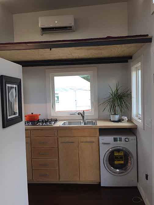 tiny home colorado springs | Tall Kitchen Cabinets