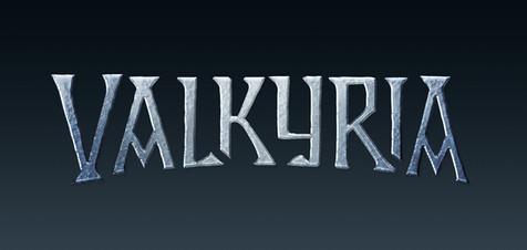 Valkyria Dive Coaster Logo