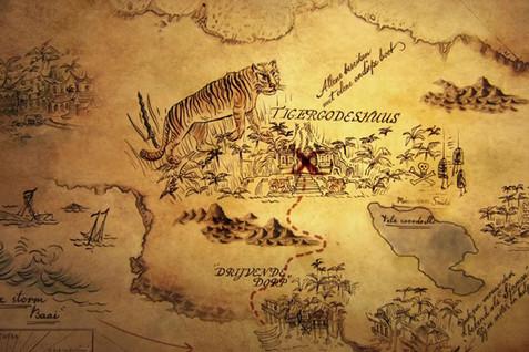 Piraten in Batavia Map