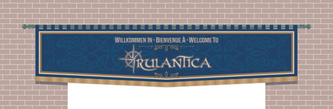 Rulantica Welcome Banner