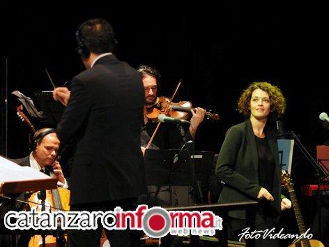 Con Paolo Buonvino, Carmen Consoli